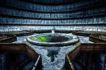 Star of the cooling tower by David Pinzer