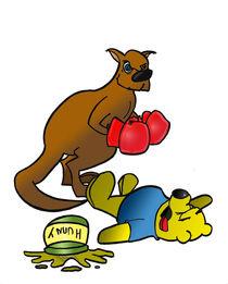 Kangaroo von Alex Spence