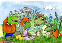 frogs party von klemen gorup