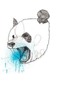 Panda Rage von Alex Payne