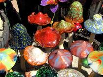 Ceramic mushrooms. by Maks Erlikh