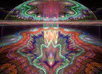 Fractal Mushroom by Branden Thompson
