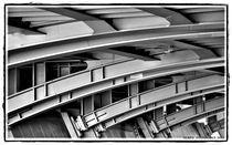 steel scaffolding  by Gerrit Harasin