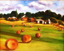 Irongate Farm, Australia von Therese Alcorn