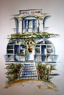 Hotel Alinda by Therese Alcorn