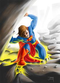 Superboy by jann-galino