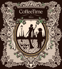 Coffee Time 1 von Sergio Laskin