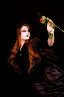 Gothic Rose von Bernard Cavanagh