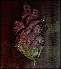 Alien St Valentine by Nacho Riesco Gostanza