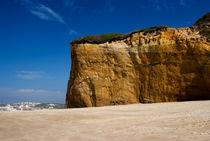 Cliff Face by Bernard Cavanagh
