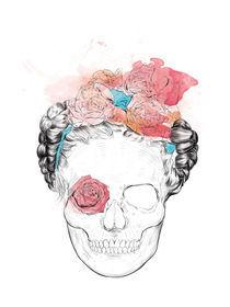 Frida white by sanja karic