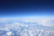 deep blue sky by Nadine Amende