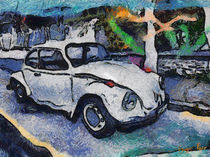 Volkswagen Beetle by pesogrgic