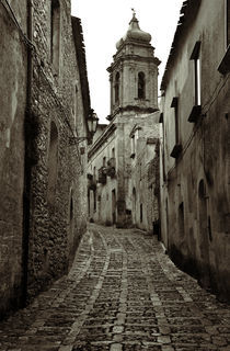 Street of Erice by RicardMN Photography
