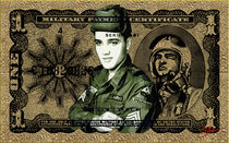 Elvis Gold Military Payment Certificate