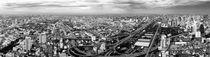 Bangkok Panorama von Michael Bolli