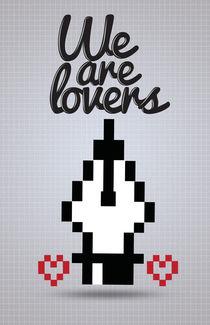 My lover by Alán Guzman