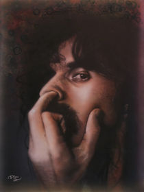 Frank Zappa by rininci