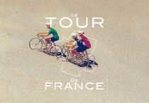 Le TOUR de FRANCE by Julien LAGARDÈRE