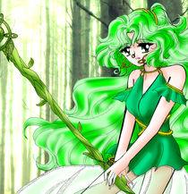 Green Fairy von Armalani Iswandani