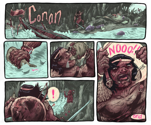 Conan-color-flat