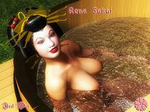 Oiran Bath von axel-doi