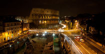 Colosseo by Night by Andrea Di Lorenzo