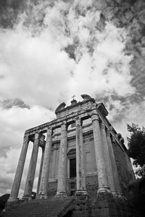 Forum Romanum by cvc-photo