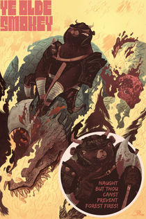 Ye Olde Smokey by Logan Faerber