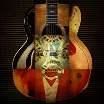 Guitar by Mark Combs