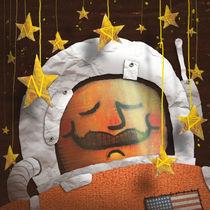 Dreamy Astronaut by Maarten van Broekhoven