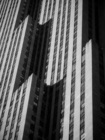 Rockefeller Center by Darren Martin