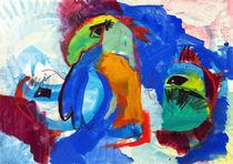 Sie sehen nichts, sie hören nichts, sie sprechen nichts/ They See Nothing, They Hear Nothing, They Talk Nothing by Annette Kunow