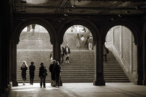 Under Bethesda Terrace von RicardMN Photography
