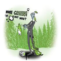 More green! But how? von Peet  Massé