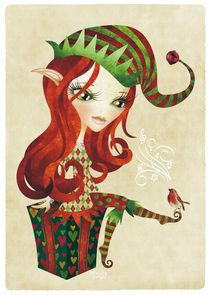 Elfie by Sandra Vargas