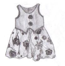 Little Dress by Caitlin Wells