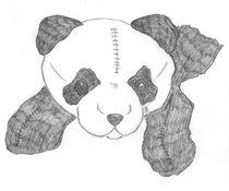 Panda Bear  by Caitlin Wells