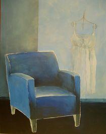 Die blaue Stunde II von Stefanie Ihlefeldt