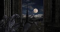 Bad Moon Rising von Wessel Woortman