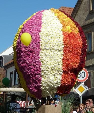 Blumenballon