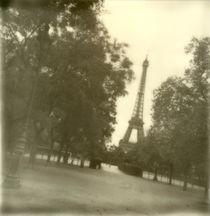 Eiffel tower by Ervin Bartis