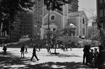 Downtown Florianópolis by Arthur Brognoli