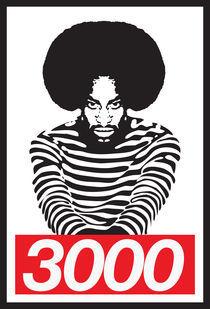 Andre 3000 von Christopher Lisle Lisle