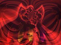 Der Judaskelch by Cloude Vigal << Grafiknaturearts