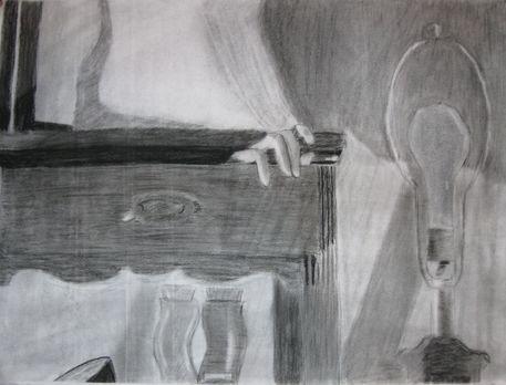 Still-life-with-hand