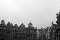 Brussels-grand-plaz-bw