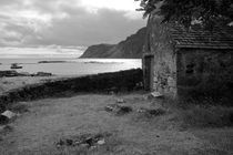 Coastal ruin, Isle of Skye by 56degreesphotography