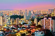 São Paulo & Night Lights by Luis Henrique de Moraes Boucault