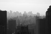 New York City Black And White by temponaut